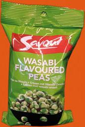 Piselli al Wasabi